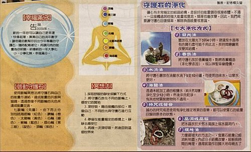 2-15自由時報開運專刊-思逸SEER的水晶開運 -2