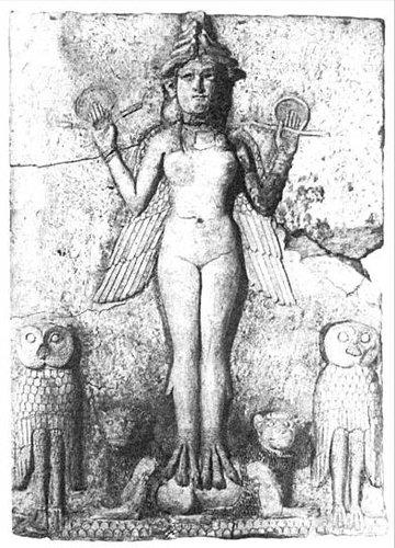 ESABTS滿月聚會-四月INANA甦醒重生女神與榿木種子月