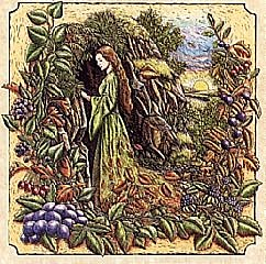 SABBATS巫師手抄Mabon- Autumn Exquinox秋分豐年節