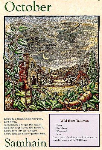 Samhain死神帶來新生命,你準備好了嗎-SEER的至聖節儀式感想