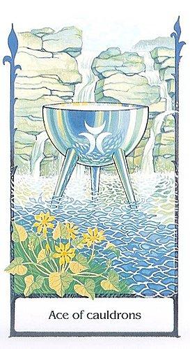 古徑塔羅小牌旅程之聖杯主牌