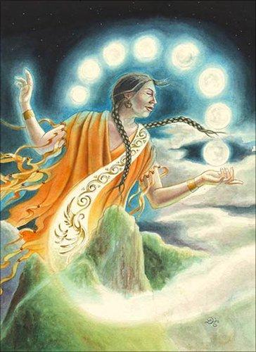 ESABTS滿月聚會-八月Mama Quillia與稻穀榛樹藍月(上)