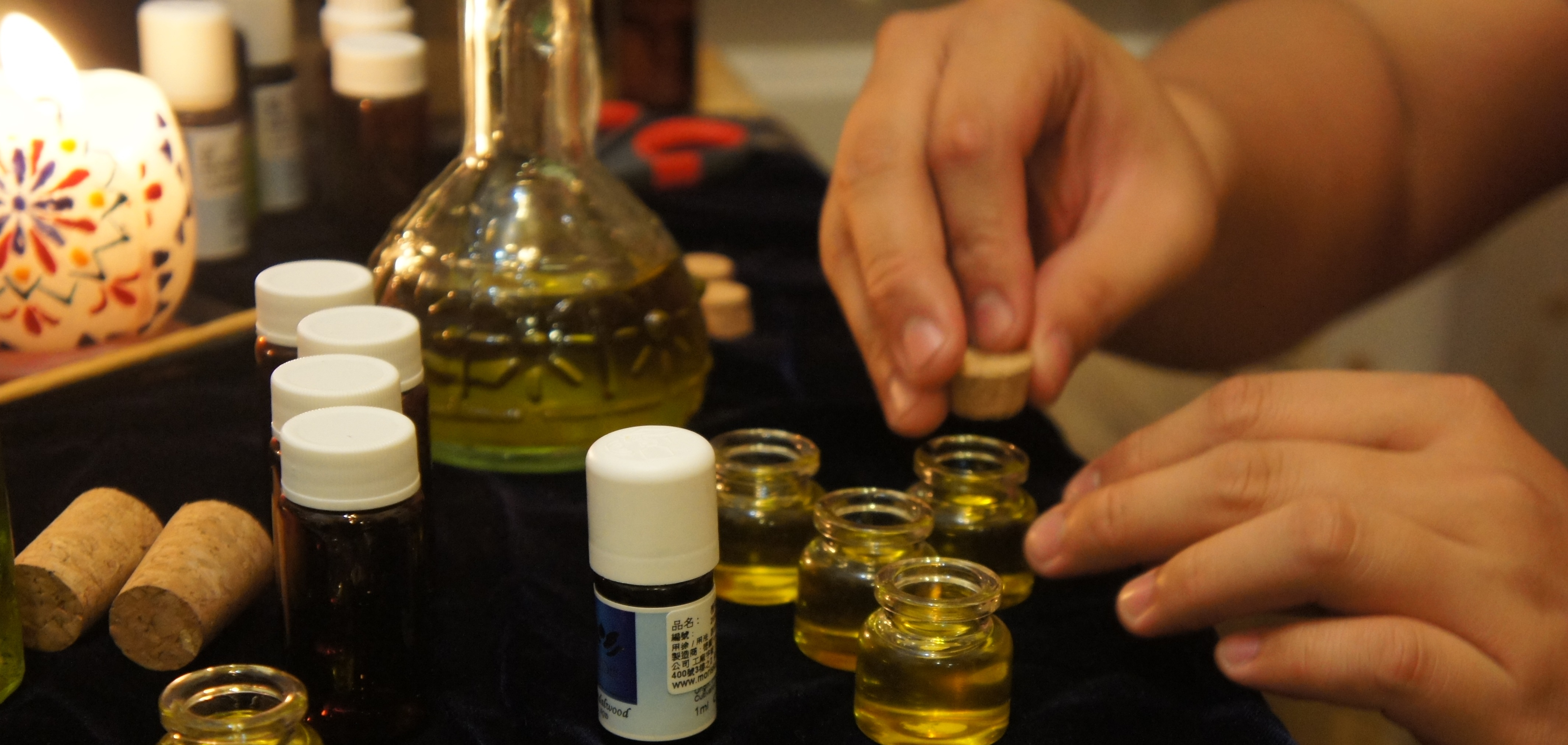 【SEER課程介紹】魔法油初階/進階/高階工作坊.魔法油瓶特別課