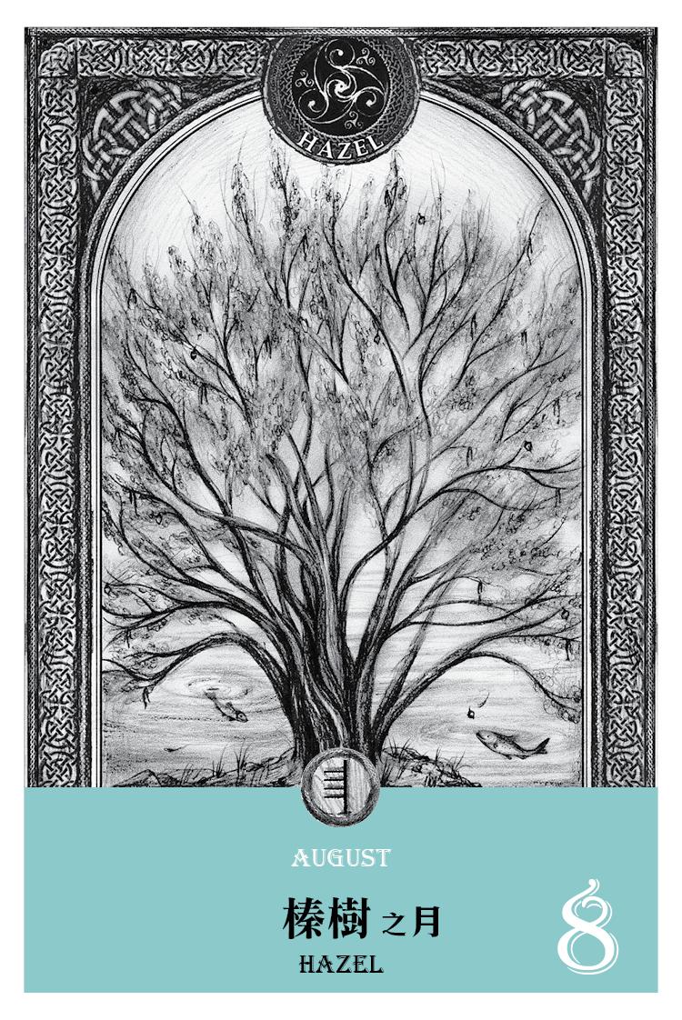 2016魔法手帳-榛樹