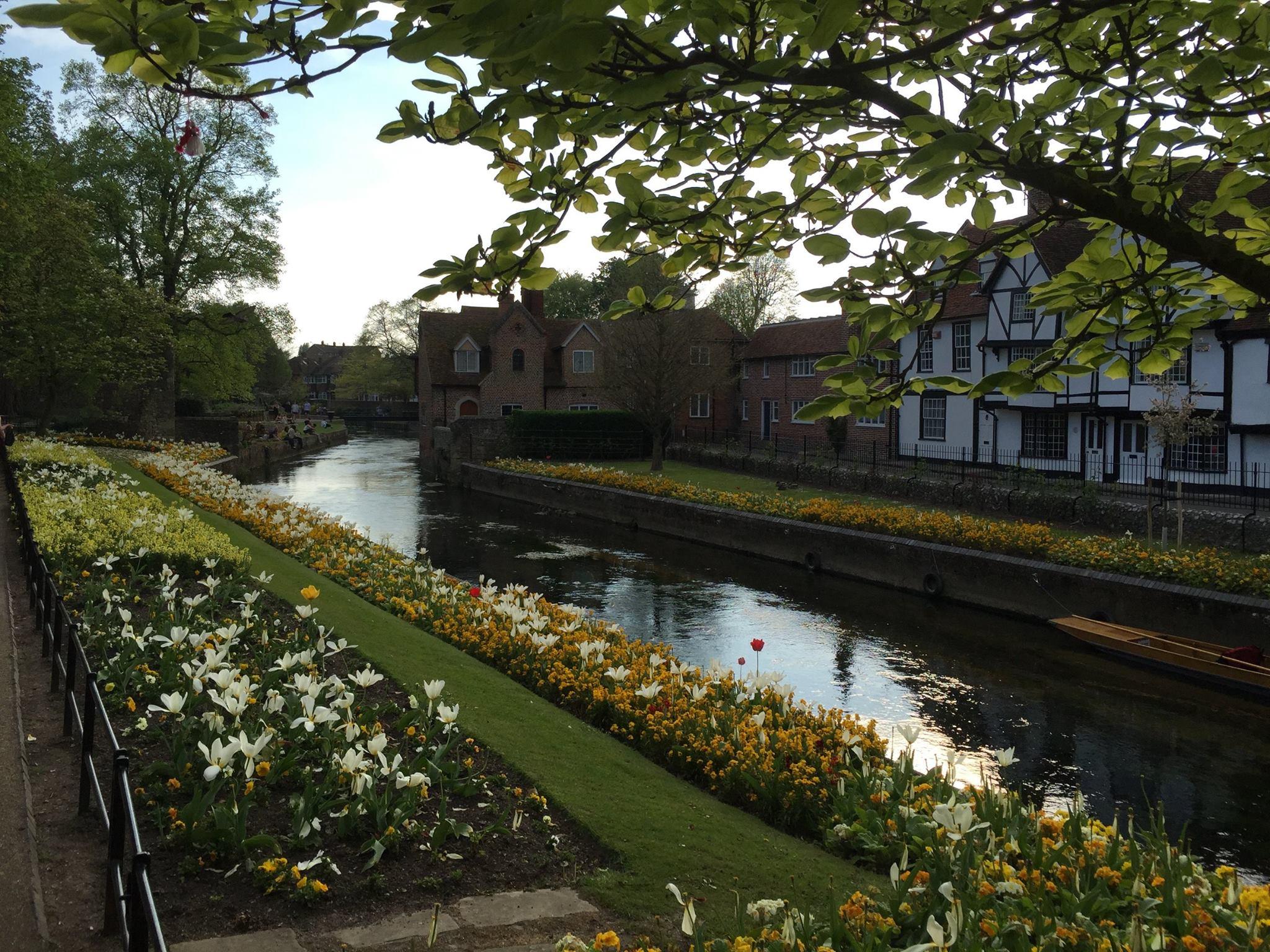 【2016英國行記】8th MAY, Canterbury 坎特伯里之一