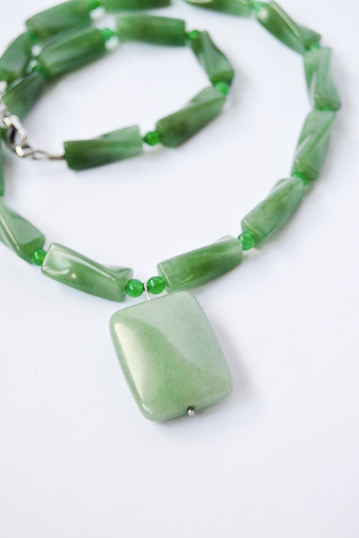 green_aventurine_necklace 東菱玉