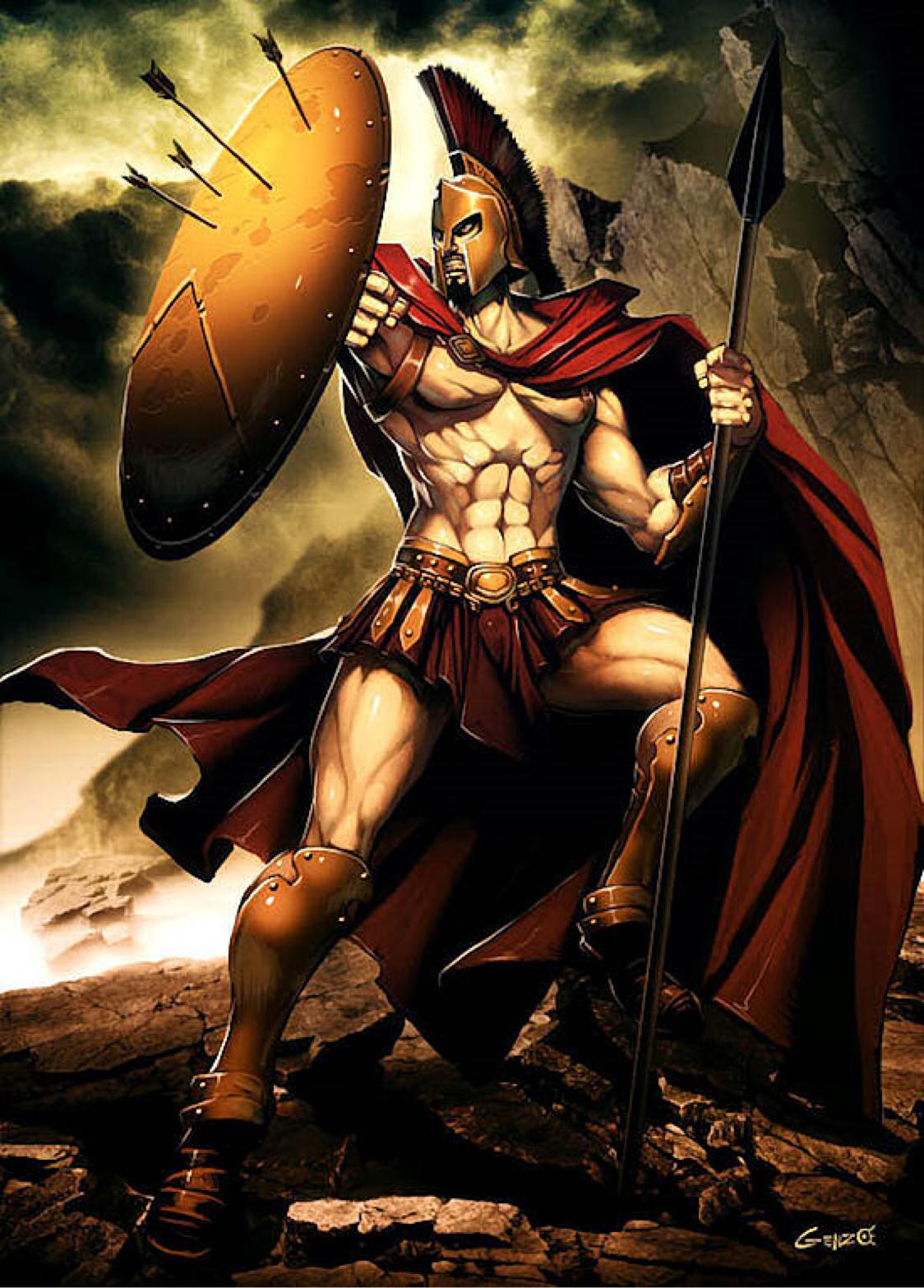 馬爾斯 Mars Roman God of war