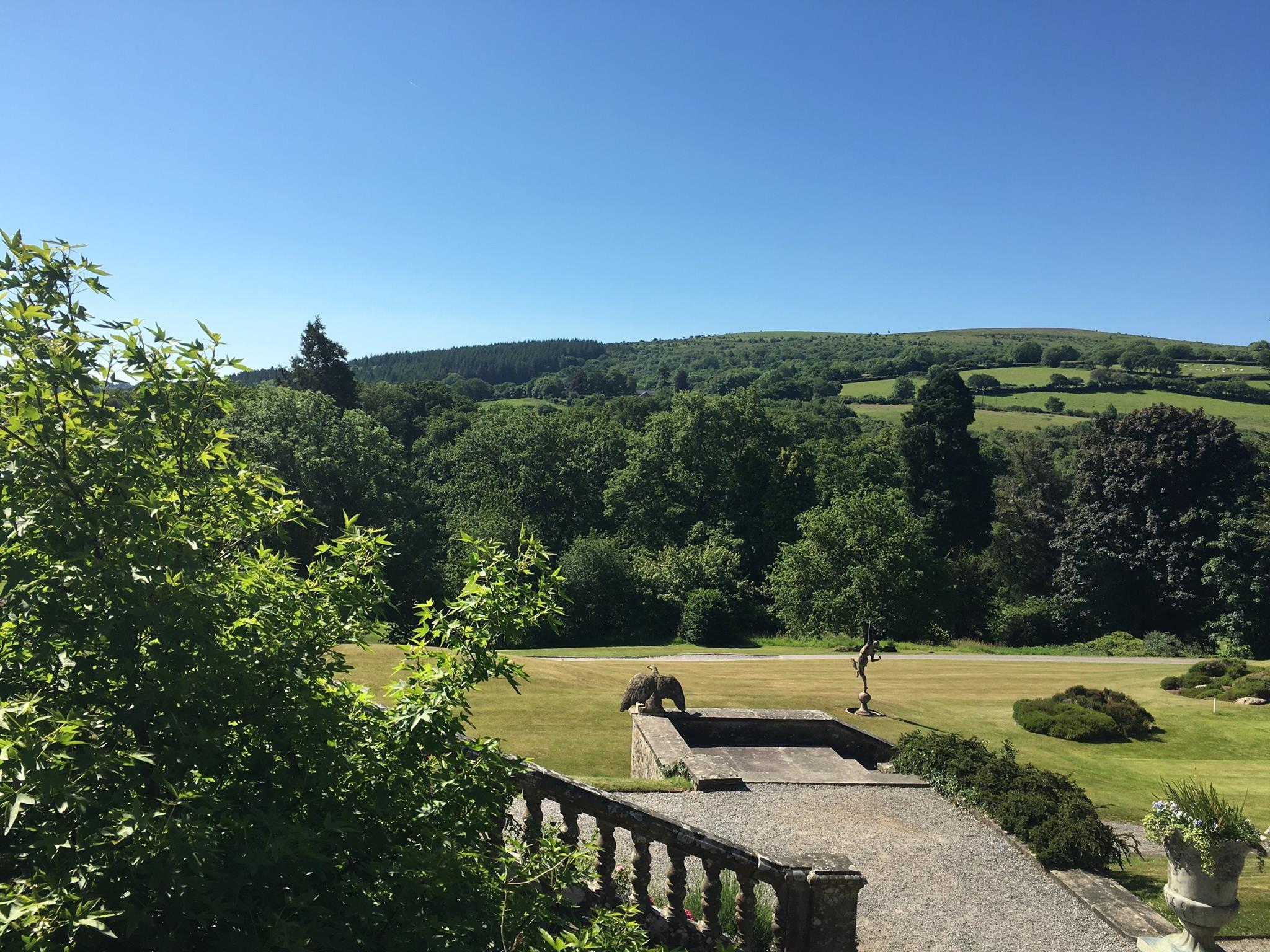 【2017光啟英格蘭】18th June, Dartmoor 達特穆爾國家公園:森林復原之光