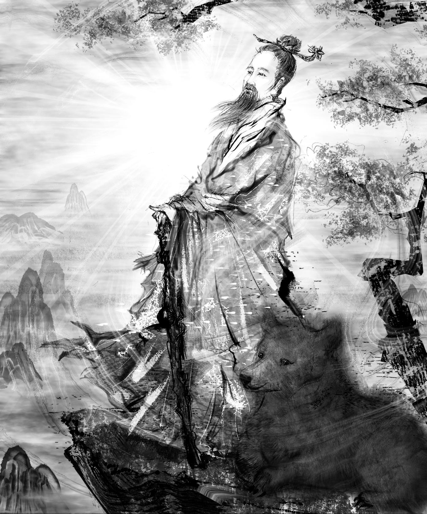 【魔法手帳誌】2019年3月‧掌管光明力量的上仙之首.東王公