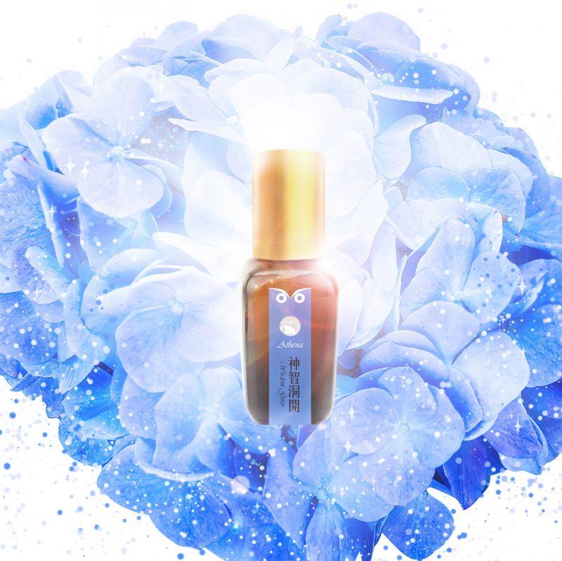 【女神聖化系列】解放你的聰明力:雅典娜.神智洞開魔法油 Wisdom Giver – Athena Goddess Oil