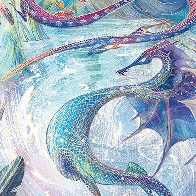 【巫日書】2020年2月‧權威與真理的王者.神龍