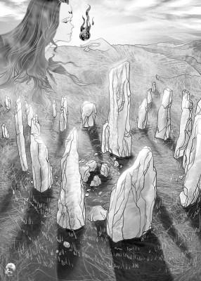 【巫日書】2021年2月|蘇格蘭.路易斯島