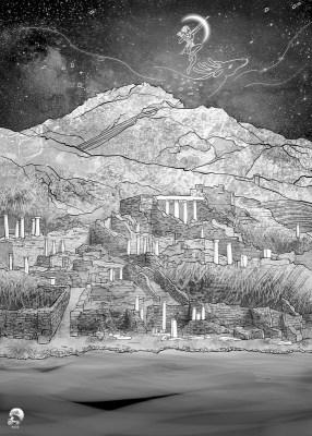 【巫日書】2021年5月|希臘.提洛斯島 Delos