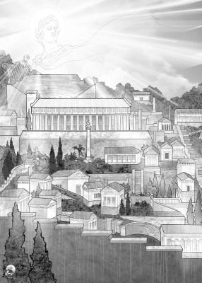 【巫日書】2021年7月|希臘.德爾菲神殿 Delphi
