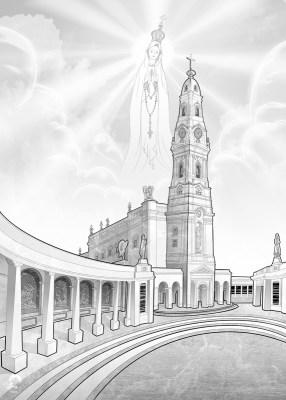 【巫日書】2021年8月|葡萄牙.法蒂瑪 Fatima