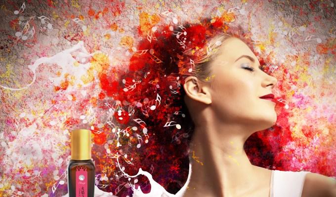 【女神聖化系列】啟動靈感與生命火焰:布莉姬特.火焰之冠魔法油/噴霧  Crown of Fire – Brigit Goddess Oil / Spray